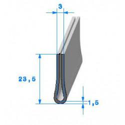 SE130.15 - 23,5x3 mm