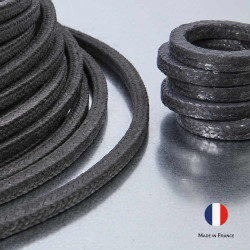 Tresse LATTY 2761 etancheite etanche joint made in France solutions élastomères