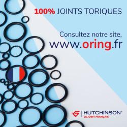 "Joints toriques ""Le Joint Français"" torique orings solutions elastomeres made in France rubber"