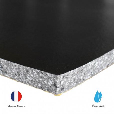 Mousse SE25-Composite acoustique phonique isolation solutions elastomeres